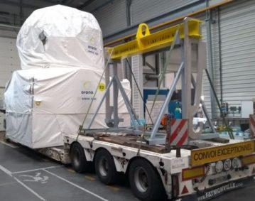 Transport Atlantique Logistique de Transport – MAINCO pour ORANO La Hague