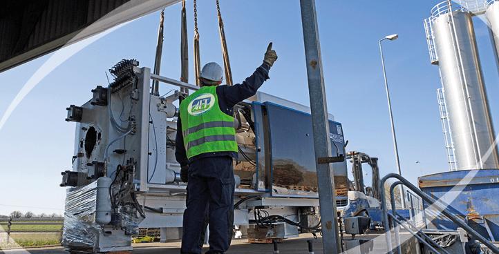 Manutention & Transfert industriel
