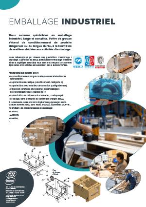 Fiche emballage industriel ALT-MAINCO
